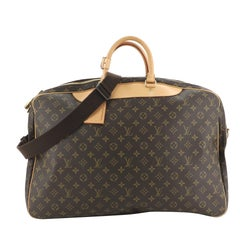Louis Vuitton Alize Bag Monogram Canvas 2 Poches