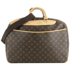 Louis Vuitton Alize Bag Monogram Canvas 24 Heures