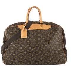 Louis Vuitton Alize Bag Monogram Canvas 3 Poches
