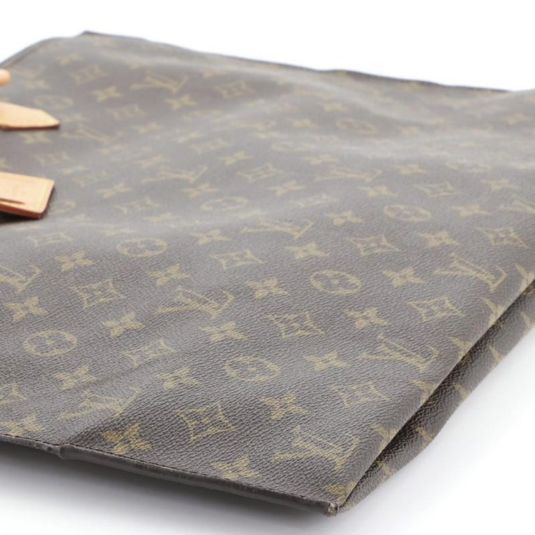 Louis Vuitton All In Handbag Monogram Canvas GM For Sale 3