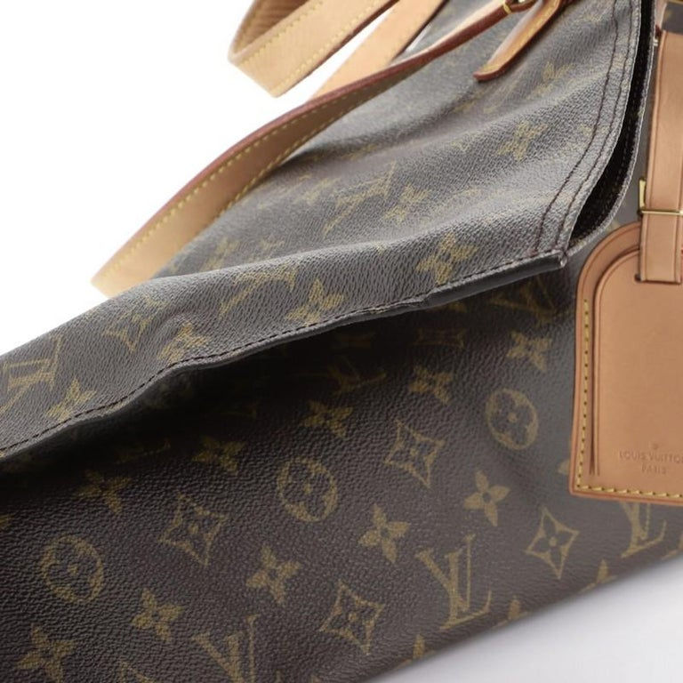 Louis Vuitton All In Handbag Monogram Canvas GM For Sale 4
