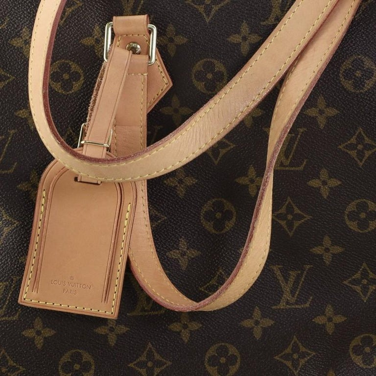 Louis Vuitton All In Handbag Monogram Canvas GM For Sale 5