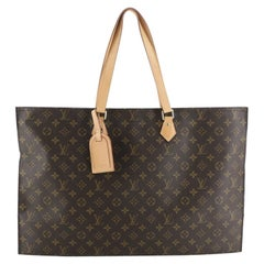 Louis Vuitton All In Handbag Monogram Canvas GM