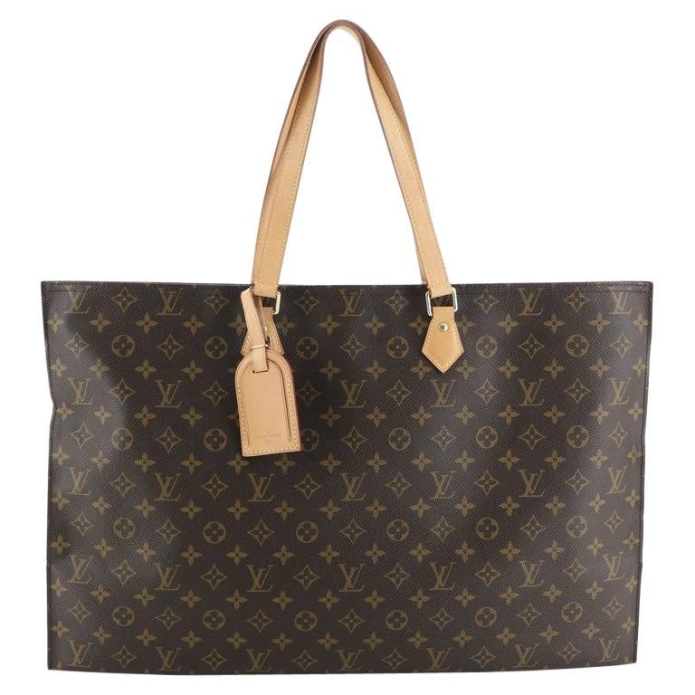 Louis Vuitton All In Handbag Monogram Canvas GM For Sale