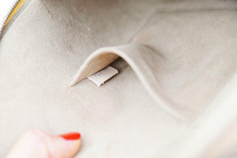 Louis Vuitton Alma Epi Leather Bag For Sale 4