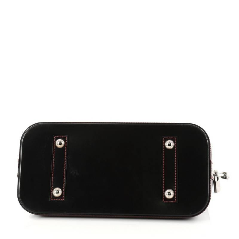 Louis Vuitton Alma Fusion Handbag Leather Pm xO9i0