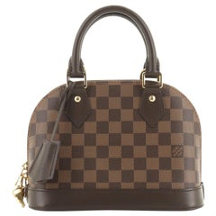 Louis Vuitton Alma Handbag Damier BB