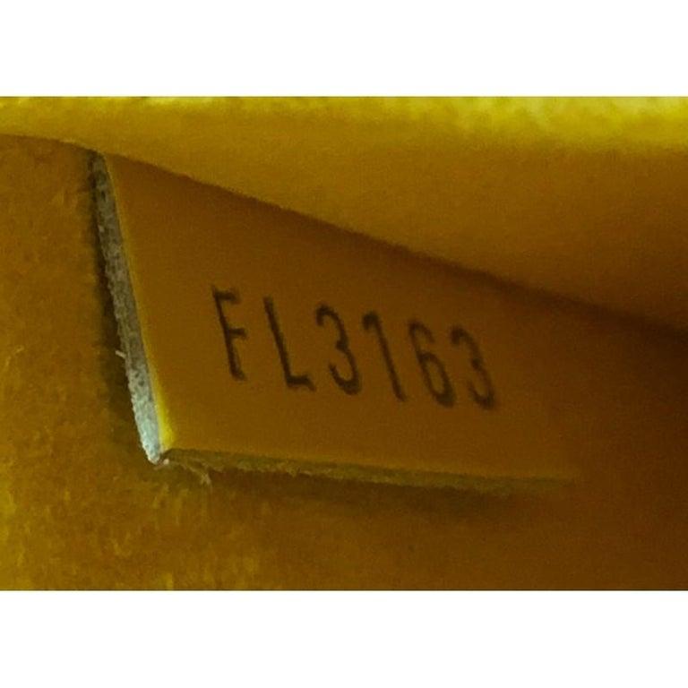 Louis Vuitton Alma Handbag Epi Leather BB For Sale 3