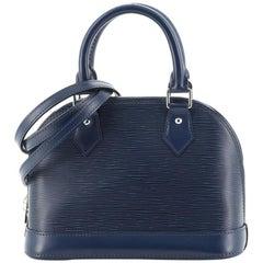 Louis Vuitton Alma Handbag Epi Leather BB