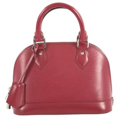 Louis Vuitton Alma Handbag Epi Leather BB