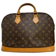 Louis Vuitton Alma PM Monogram Top Handle Handbag, France 1994.