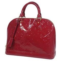 LOUIS VUITTON alma PM Womens handbag M91771 Rose Indien