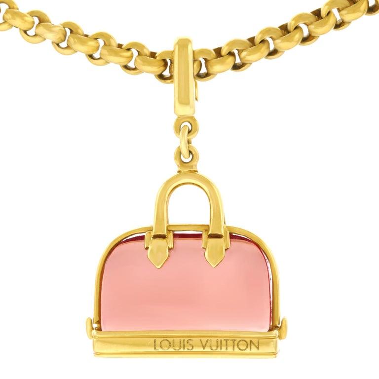 Louis Vuitton Alma Pocketbook Charm For Sale 2