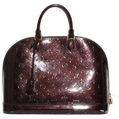 Louis Vuitton Alma Vernis Bag