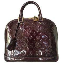 "Louis Vuitton ""Alma"" Vernis Handbag"