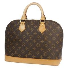 LOUIS VUITTON alma Womens handbag M51130