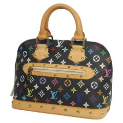 LOUIS VUITTON alma Womens handbag M92646 noir
