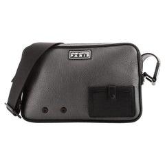 Louis Vuitton Alpha Messenger Bag Taurillon Leather