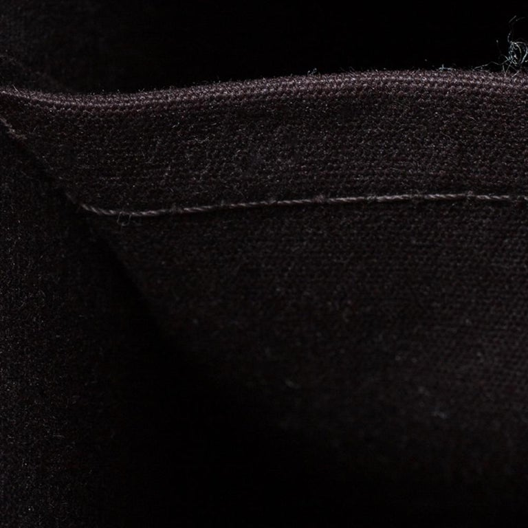 Louis Vuitton Amarante Monogram Vernis Alma GM Bag For Sale 13