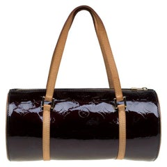 Louis Vuitton Amarante Monogram Vernis Bedford Bag