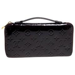 Louis Vuitton Amarante Monogram Vernis Canvas Daily Organizer