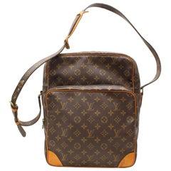 Louis Vuitton Amazon ( Ultra Rare ) Gm 18962041 Coated Canvas Cross Body Bag