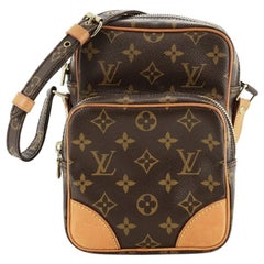 Louis Vuitton Amazone Bag Monogram Canvas