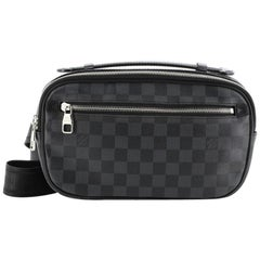 Louis Vuitton Ambler Bag Damier Graphite