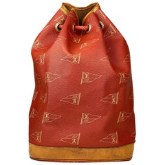 Louis Vuitton Americas Cup Saint-Tropez Backpack