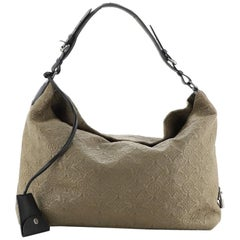 Louis Vuitton Antheia Hobo Leather GM