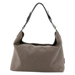 Louis Vuitton Antheia Hobo Leather GM