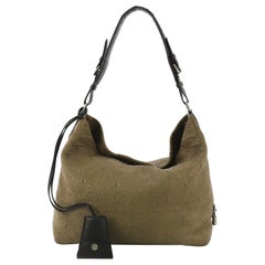 Louis Vuitton Antheia Hobo Leather PM