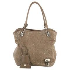 Louis Vuitton Antheia Lilia Handbag Leather PM