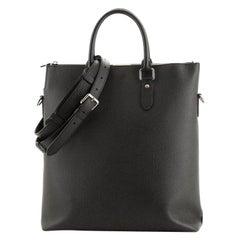 Louis Vuitton Anton Tote Taiga Leather