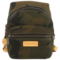 Louis Vuitton Apollo Backpack Limited Edition Supreme Camouflage Canvas Nano