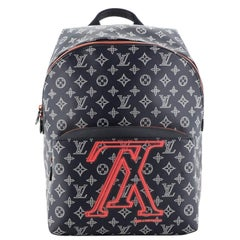 Louis Vuitton Apollo Backpack Limited Edition Upside Down Monogram Ink