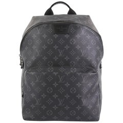 Louis Vuitton Apollo Backpack Monogram Eclipse Canvas