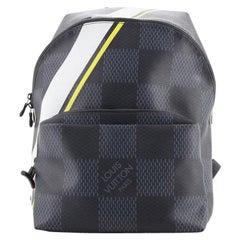 Louis Vuitton Apollo Backpack Regatta Damier Cobalt