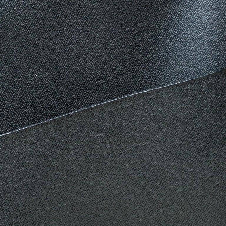 Louis Vuitton Ardoise Taiga Leather Pegase 45 Business Luggage For Sale 6