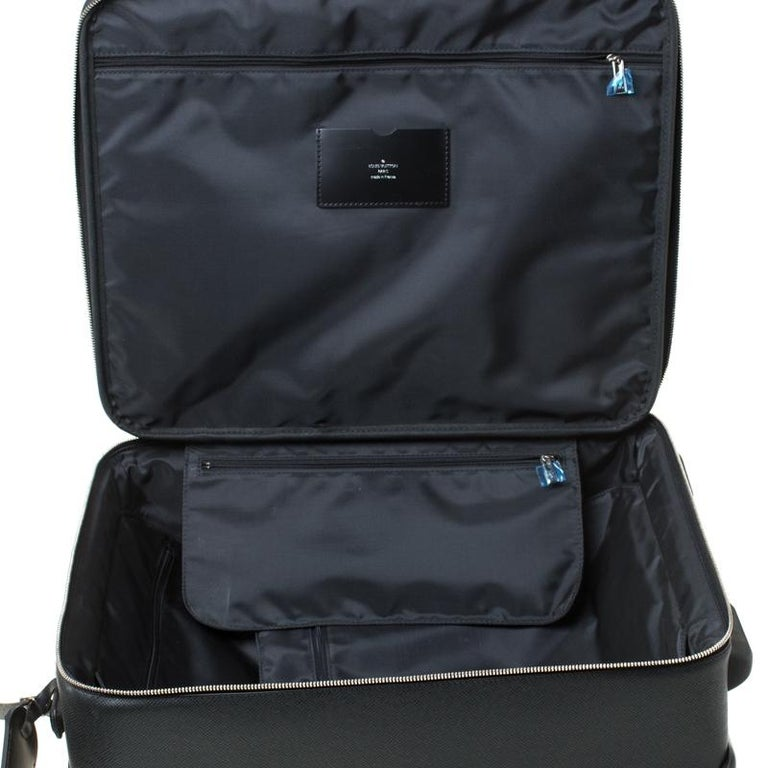 Louis Vuitton Ardoise Taiga Leather Pegase 45 Business Luggage For Sale 3