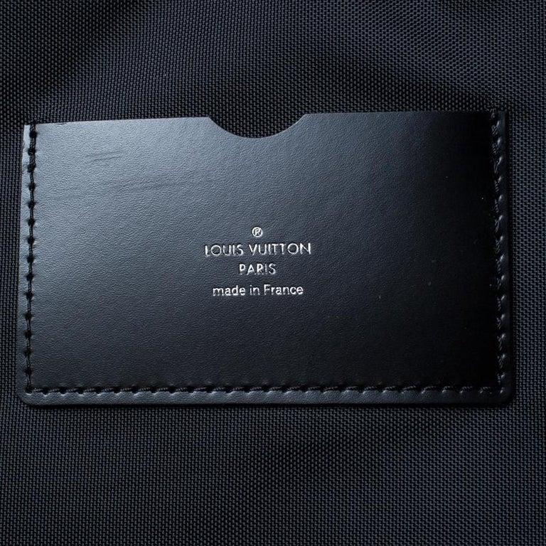 Louis Vuitton Ardoise Taiga Leather Pegase 45 Business Luggage For Sale 4