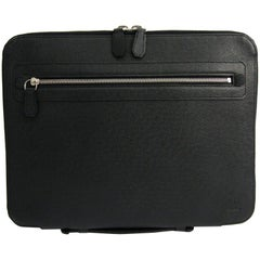Louis Vuitton Ardoise Taiga Leather Vladimir Briefcase