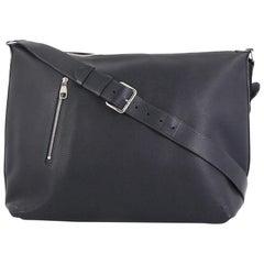 Louis Vuitton Aris Messenger Bag Naxos Leather