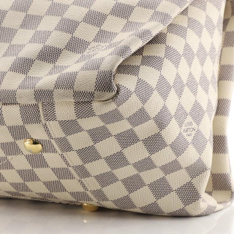 Louis Vuitton Artsy Handbag Damier MM For Sale 1