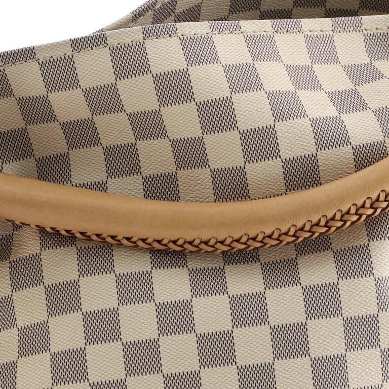 Louis Vuitton Artsy Handbag Damier MM For Sale 2