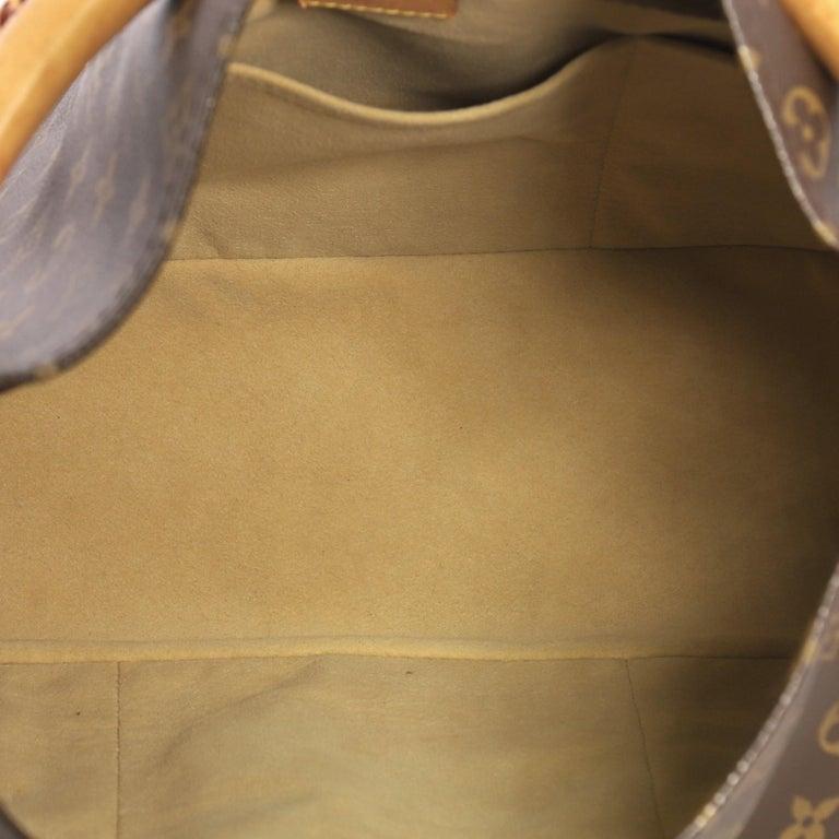 Louis Vuitton Artsy Handbag Monogram Canvas MM 3