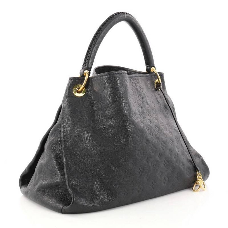 f61d38dfe567 Louis Vuitton Artsy Handbag Monogram Empreinte Leather MM at 1stdibs