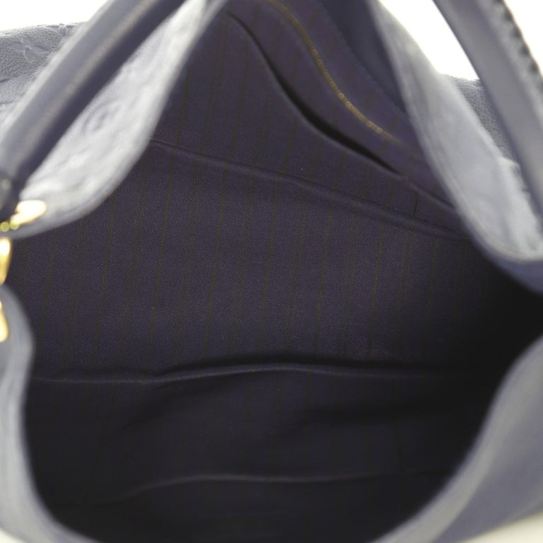 Louis Vuitton Artsy Handbag Monogram Empreinte Leather MM 2