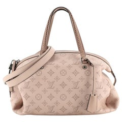 Louis Vuitton Asteria Handbag Mahina Leather