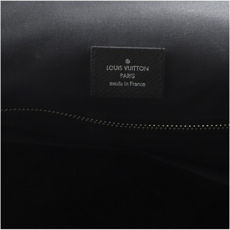 Louis Vuitton Astralis Bag Taiga Leather 50 For Sale 5